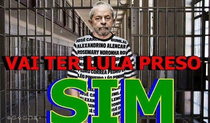 Apoio ao TRF-4 - Lula na Cadeia (MBL-VPR-BLL)