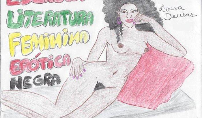 Coletânea Erótica Negra Louva Deusas