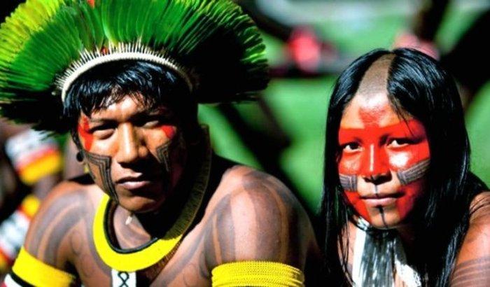 Em defesa das comunidades indígenas