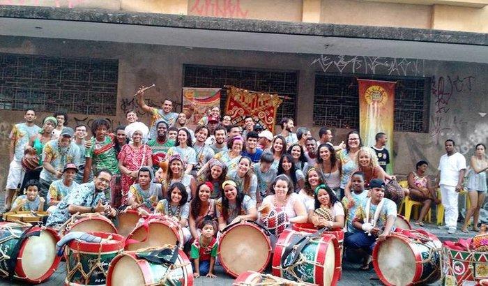 Maracaatômico - Sede atômica e Carnaval 2016