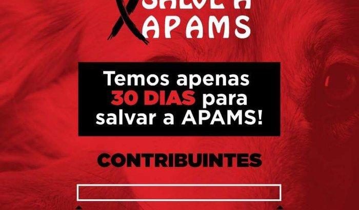 SALVE A APAMS - Associação Protetora de Animais do Mun. de Sinop