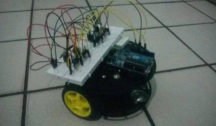 Arrecadação de fundos para o desenvolvimento do Projeto Blinka Logic