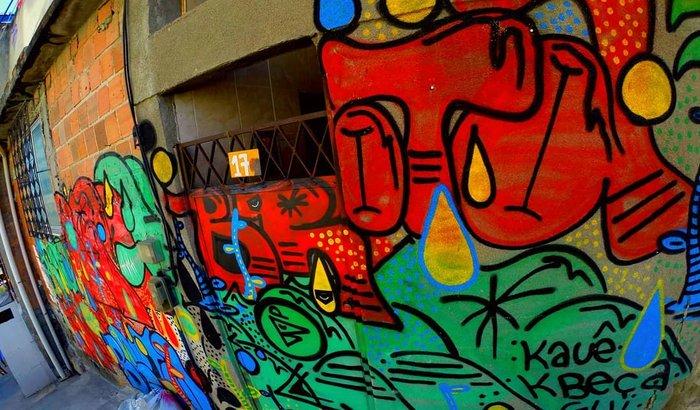 Casa Brota _Coworking de Favela