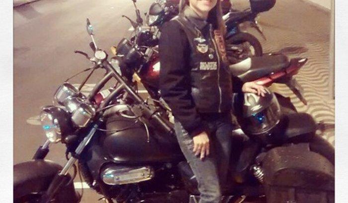 Viajada de moto no Brasil