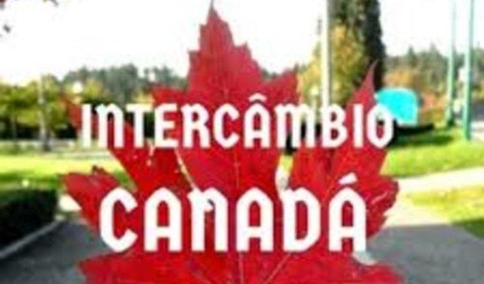 A Luíza já foi, agora é a minha vez de ir pro Canadá!