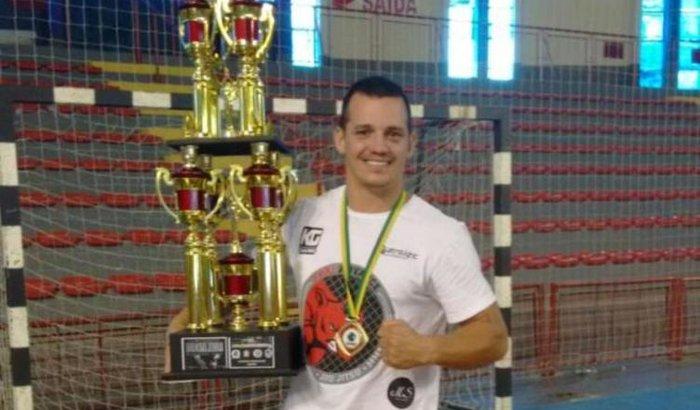 Campeão Brasileiro de Muay Thai - Ajuda para Mundial -Tailândia