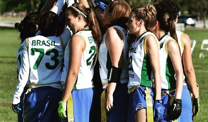 Ajude  a Seleção Feminina de Flag Football