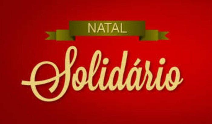 Seja Solidário Doe para um Natal Feliz 2015