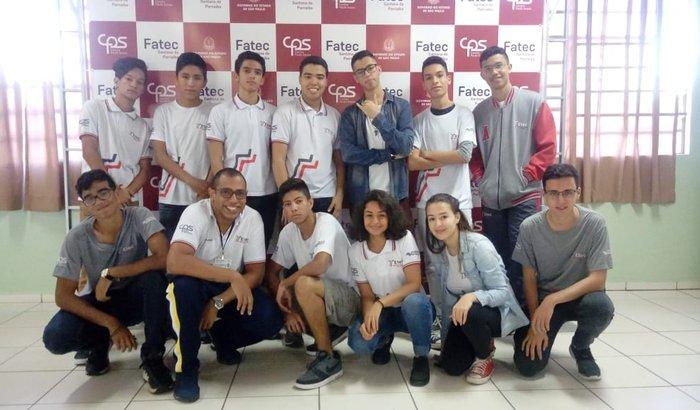Viagem para representar o Brasil em competição internacional