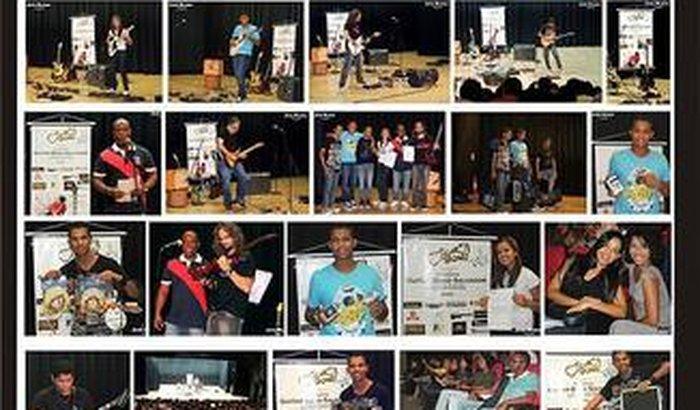 Guitar Bend Salvador/ Projeto Cultural