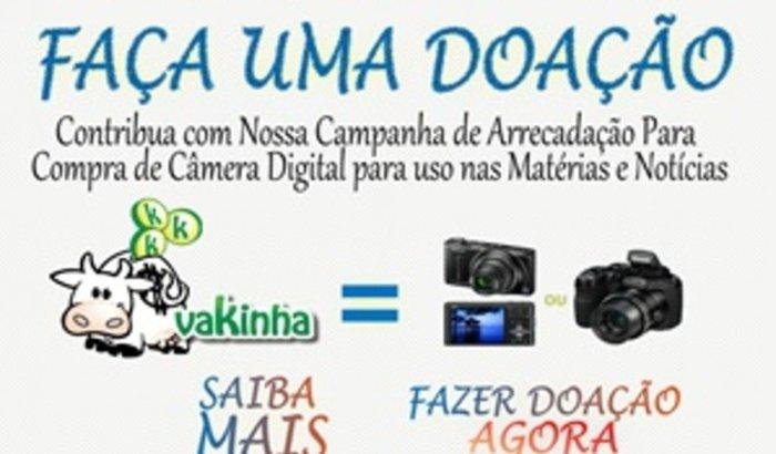 Vaquinha Para Comprar Câmera Digital Para Site Fala Viamão