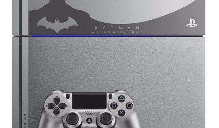 PS4 BATMAN PARA O JU! <3