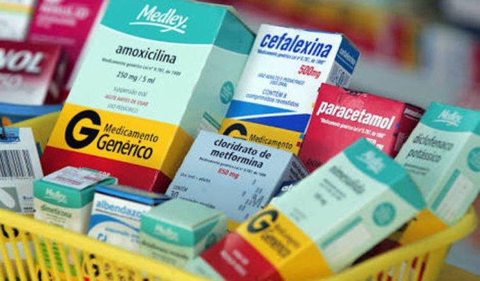 Remédios para família carente