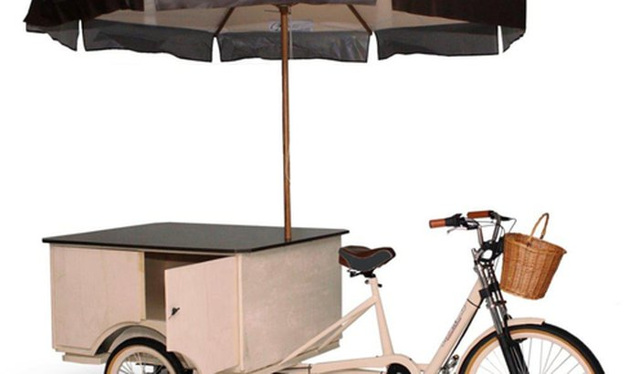 "Comprar Food Trike ""Triciclo de Comida"""