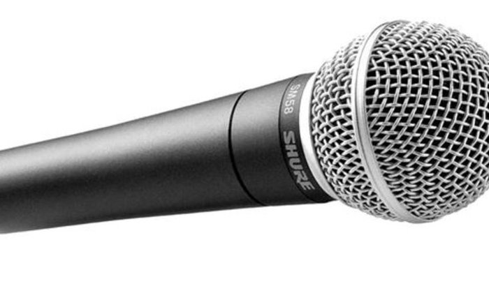 Microfone com Fio - Shure SM58-LC