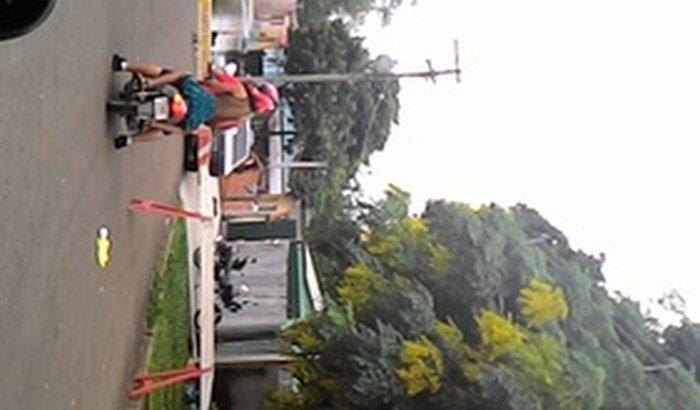 Enchente em Alegrete/RS