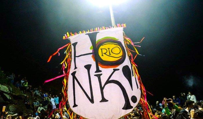 Festival HONK RiO 2018