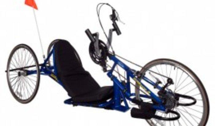 Sonho em ter uma Handbike para esport