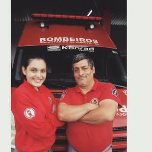 Cover chileno e filha