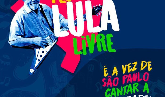 Festival Lula Livre SP
