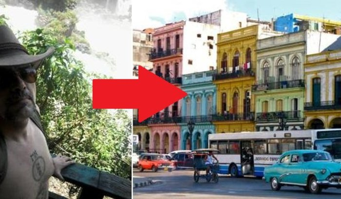 Vai pra Cuba, Urso Malvado!!!