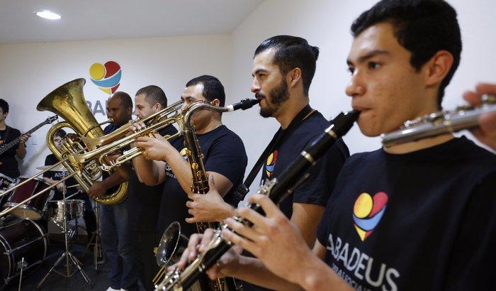 #todos pelo Sinfonia de Talentos