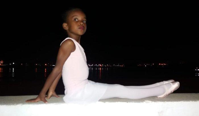 Sophia no Festival de Ballet