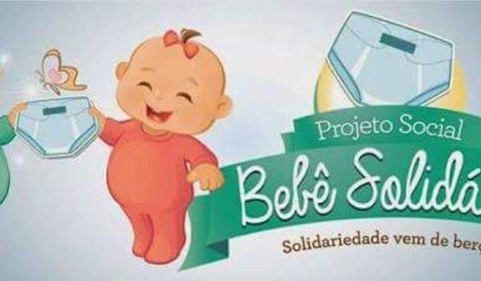 Bebê solidário