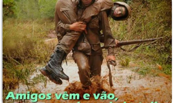 SAINDO DO SUFOCO