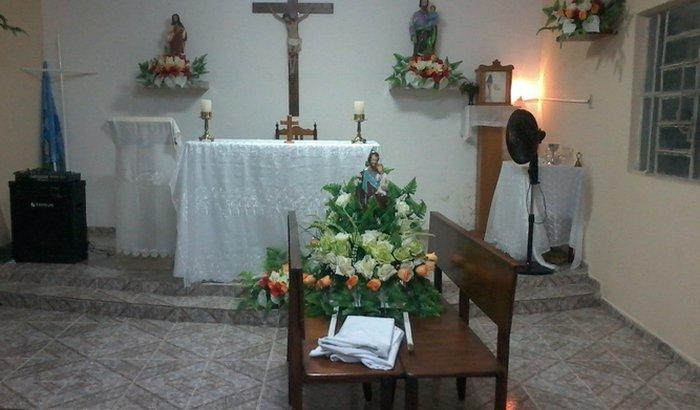 Reconstrução da Igreja de São José