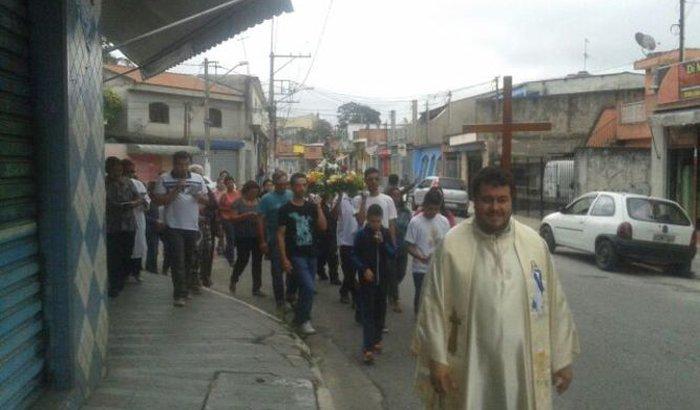 Construção Comunidade São Francisco de Assis