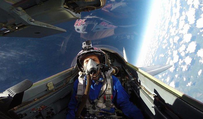 Viagem a estratosfera - Um brasileiro no espaço