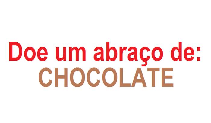 Abraço de Chocolate