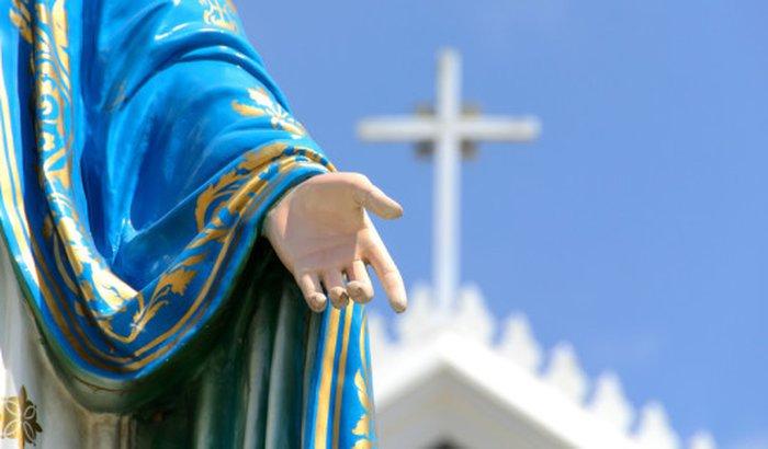 Construção da Capela Nossa Senhora das Graças