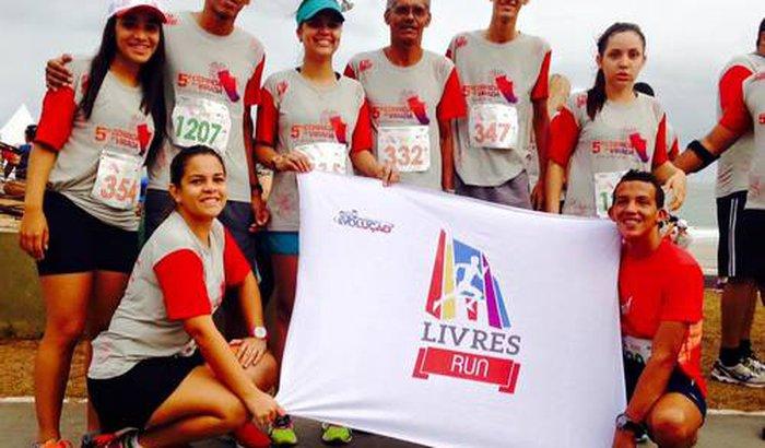 Livres Run - Equipe de Corrida