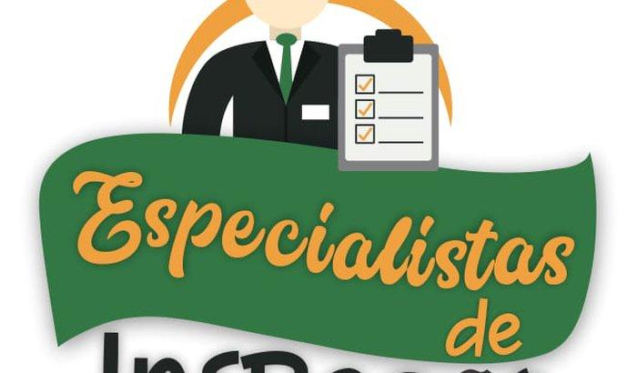 Manutenção do site dos especialistas de inspeção