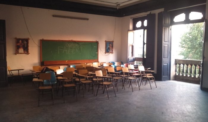 Projeto de educação e politização popular.