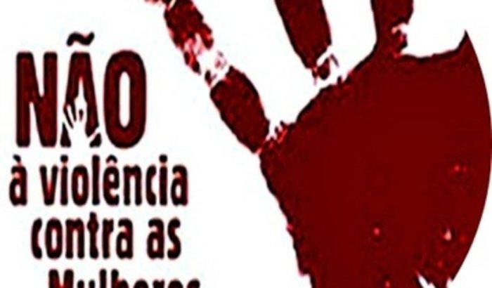 Se engaje na luta chega de violência contra mulher