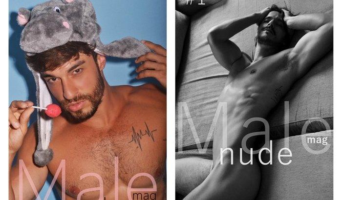 Revista Male Nude Mag