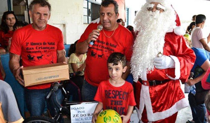 Festa das Crianças Natal Solidário