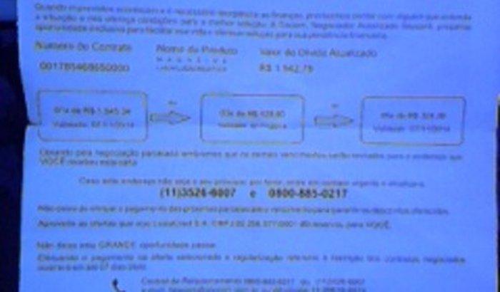 Roubaram Meus Documentos