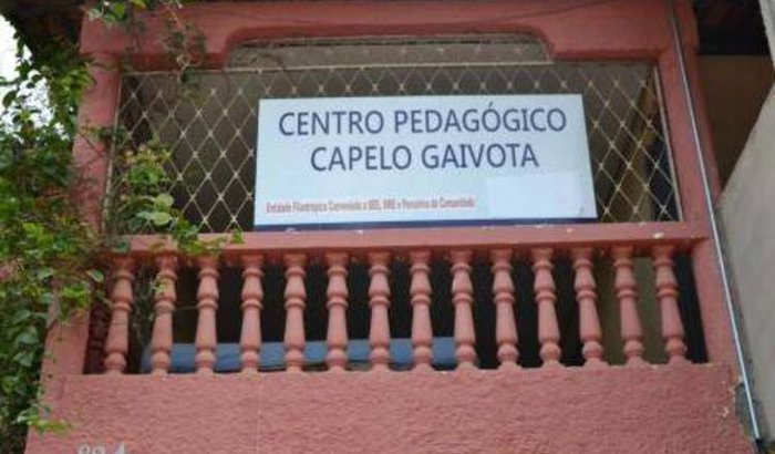 Ação Solidária - CAPELO GAIVOTA (Geladeira)