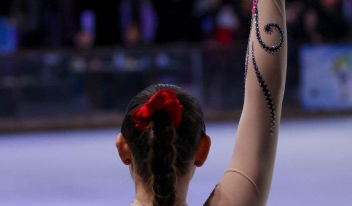 Ana Carla rumo à Rússia - Patinação Artística no Gelo