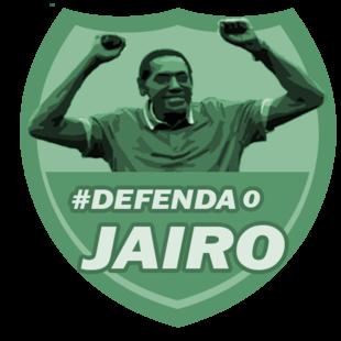 Cover logo defenda o jairo verde