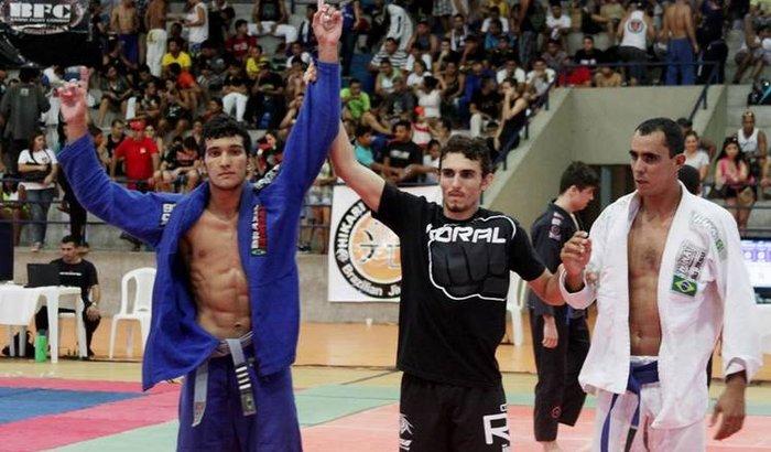 Ajude o Atleta Italo Lima no Mundial de Jiu-Jitsu 2016