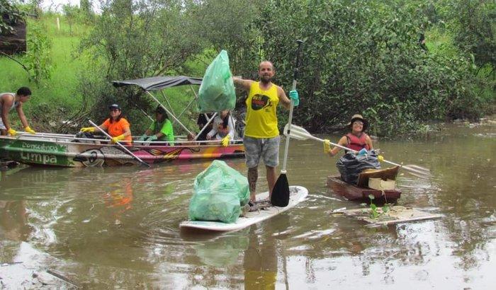 O Projeto Remada Ambiental não pode PARAR!