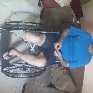 Cover cadeira de roda