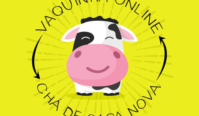 Vaquinha feat chá de Casa nova \o/
