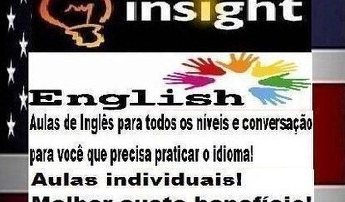 Projeto Inglês na comunidade