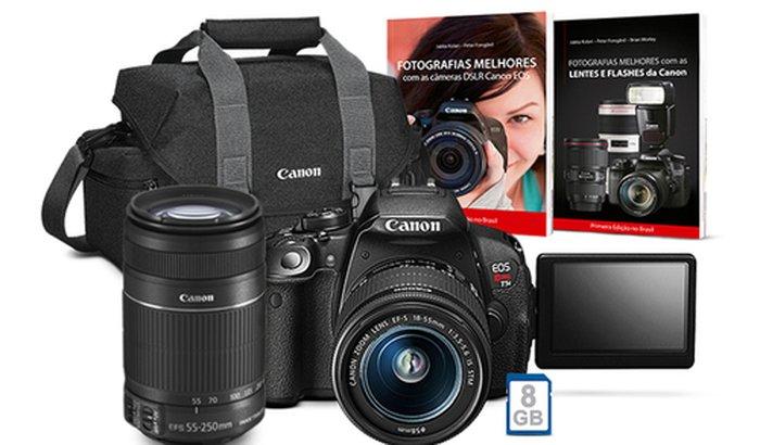 Comprar câmera digital Canon